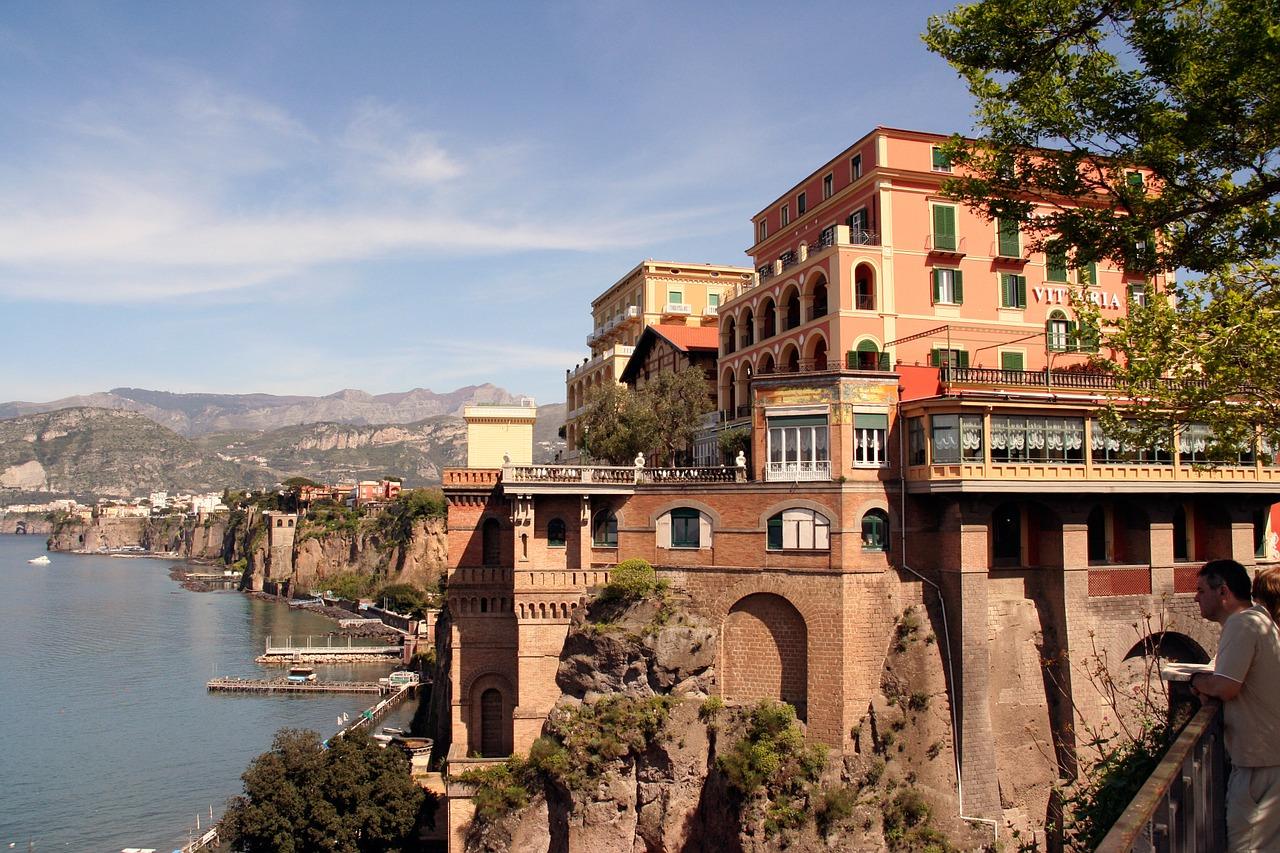 a dream vacation in sorrento and villa zagara